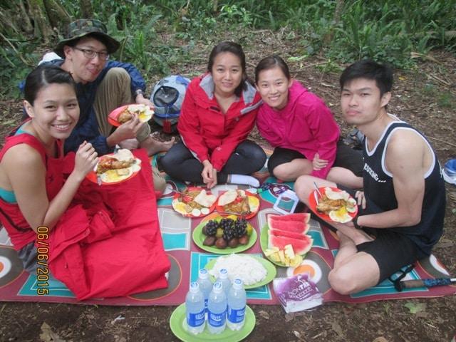Rinjani Trekking 2 Days ( Sembalun Route )